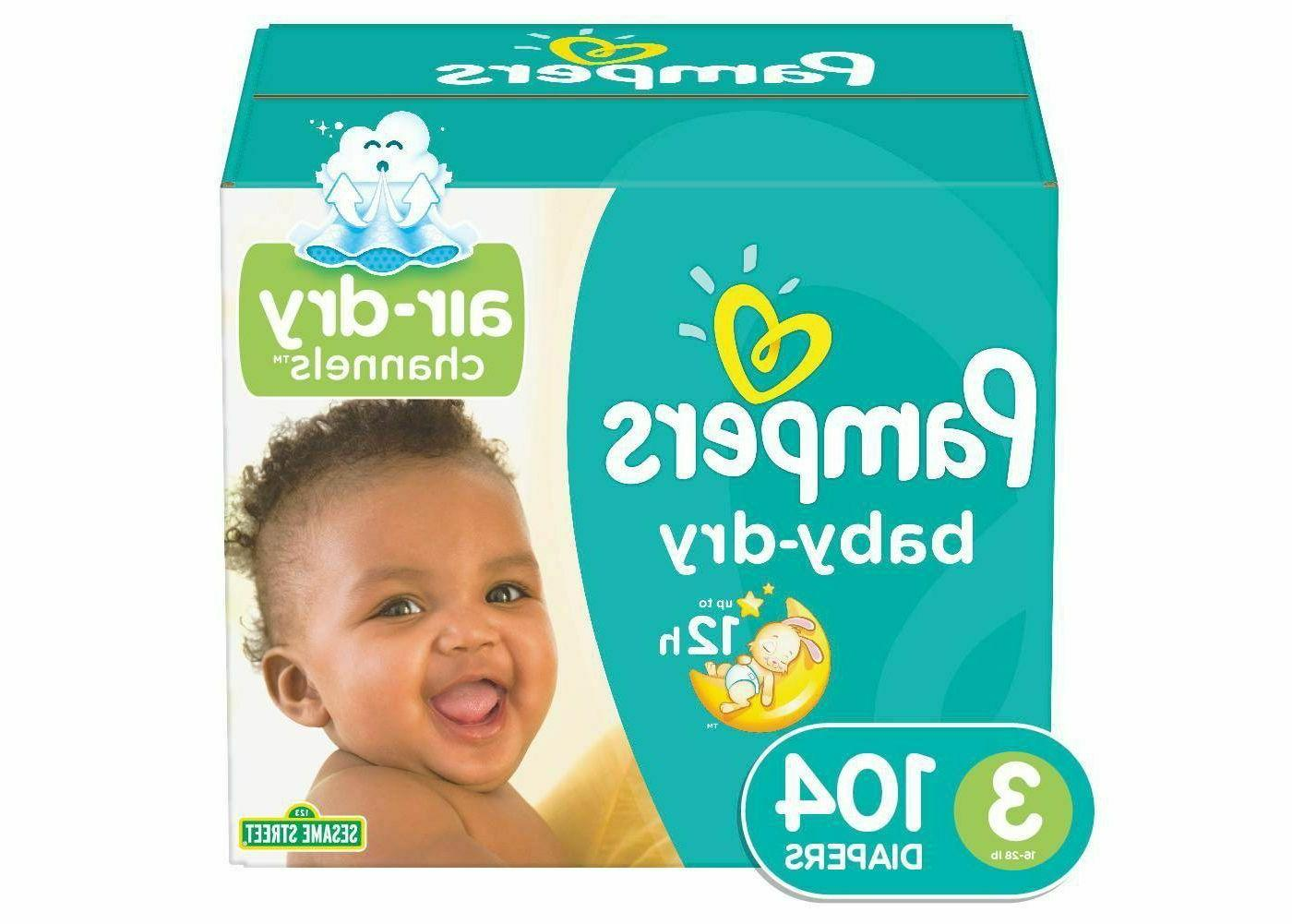 Pampers Baby Super Pack -