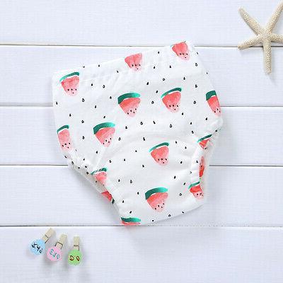 Baby Cotton Underwear Toilet