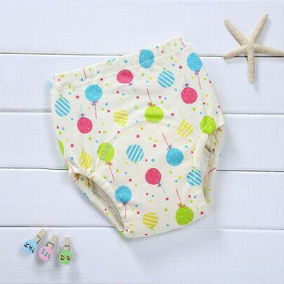 Baby Boy Underwear Toilet Cloth Diaper Nappy