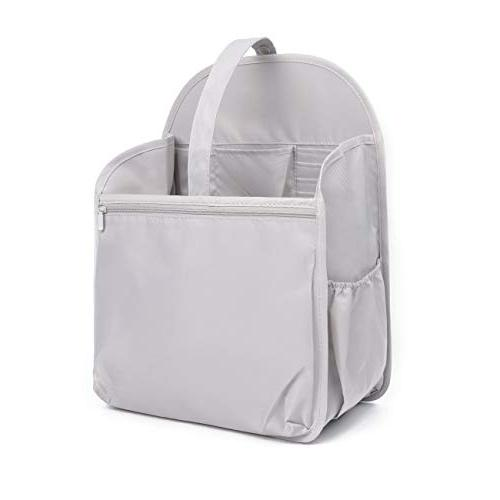 backpack organizer insert purse liner with carry