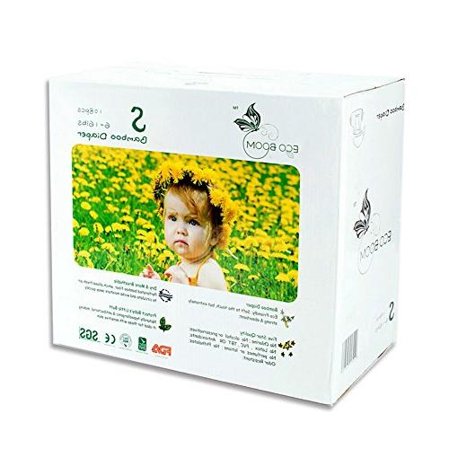 Biodegradable Disposable Diapers Size Small Eco Friendly Nap