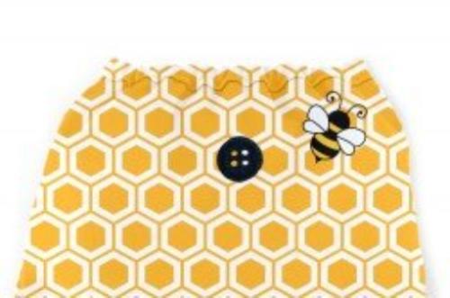 Buttons Diaper Cover – Newborn Snap Honeybuns