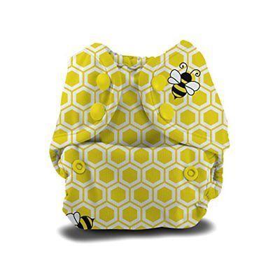 buttons cloth diaper cover newborn snap 7