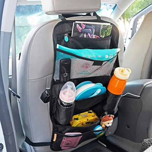 INFANZIA Car Organizer Accessories Back with Multi Pocket