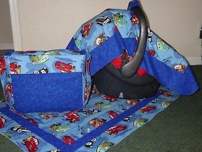 **CARS** Seat Canopy blanket Handmade