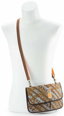 Ergobaby Christy Turlington-Burns Designs Hip & Shoulder Bag