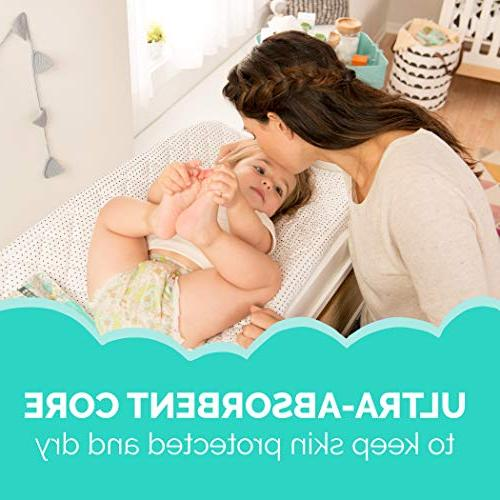 Seventh Baby Free Sensitive Skin with Animal Prints, count