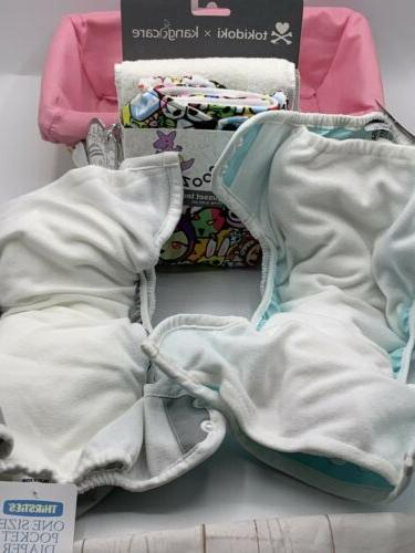 Cloth Diaper Lot One Size