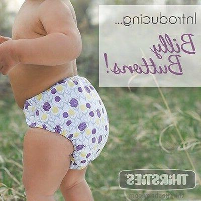 cloth diaper naio hook and loop billy