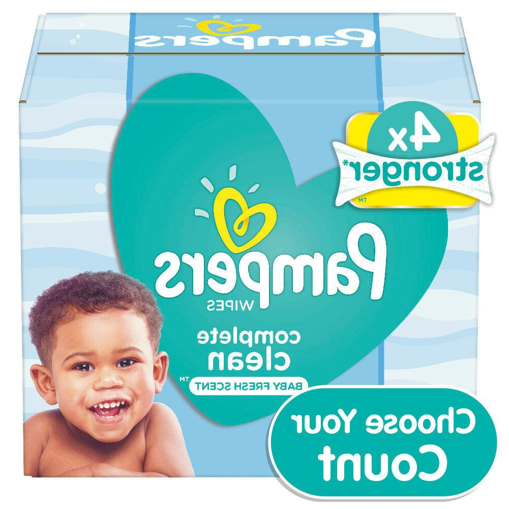 complete baby wipes you choose scent count