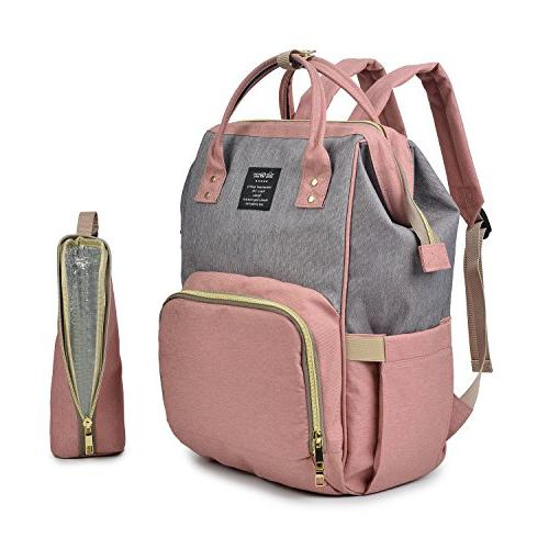 diaper bag nappy backpack