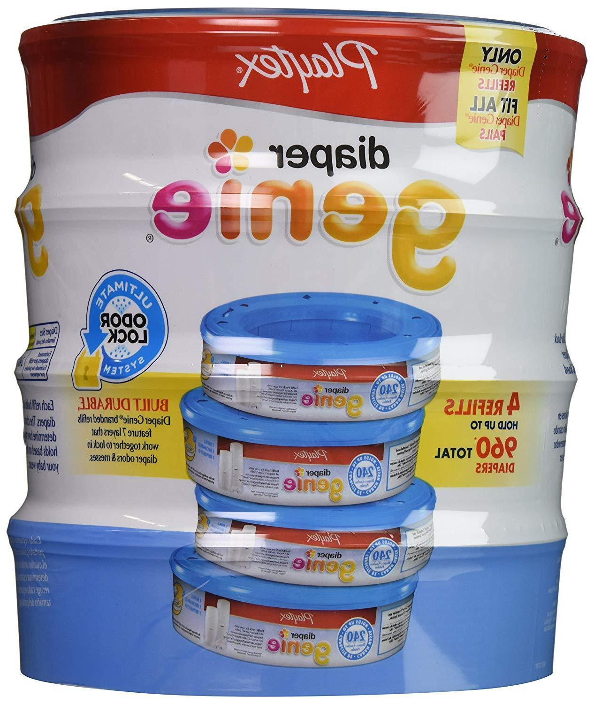 diaper genie disposal system refills 960 count