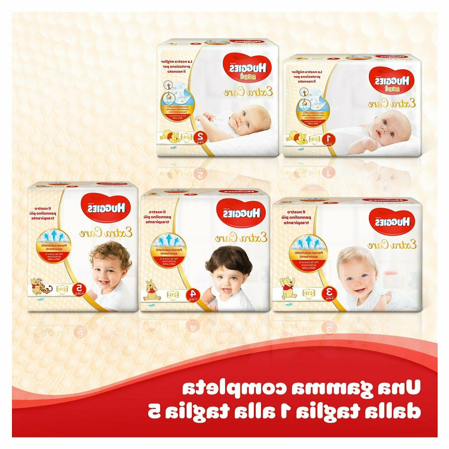 Diapers HUGGIES Perfect IN All Soft Bands