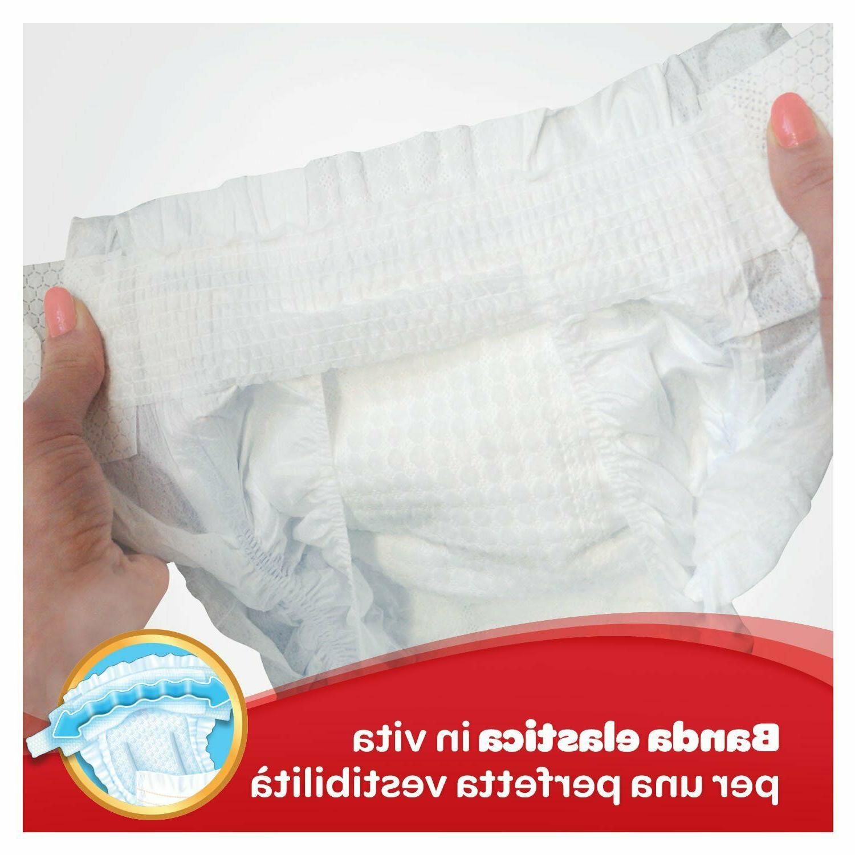 Diapers HUGGIES Perfect Soft Elastic Tie Bands
