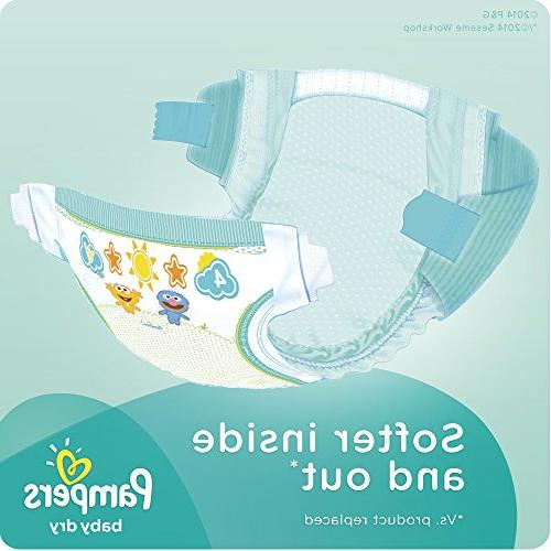 Pampers Baby Dry Size 128 ea