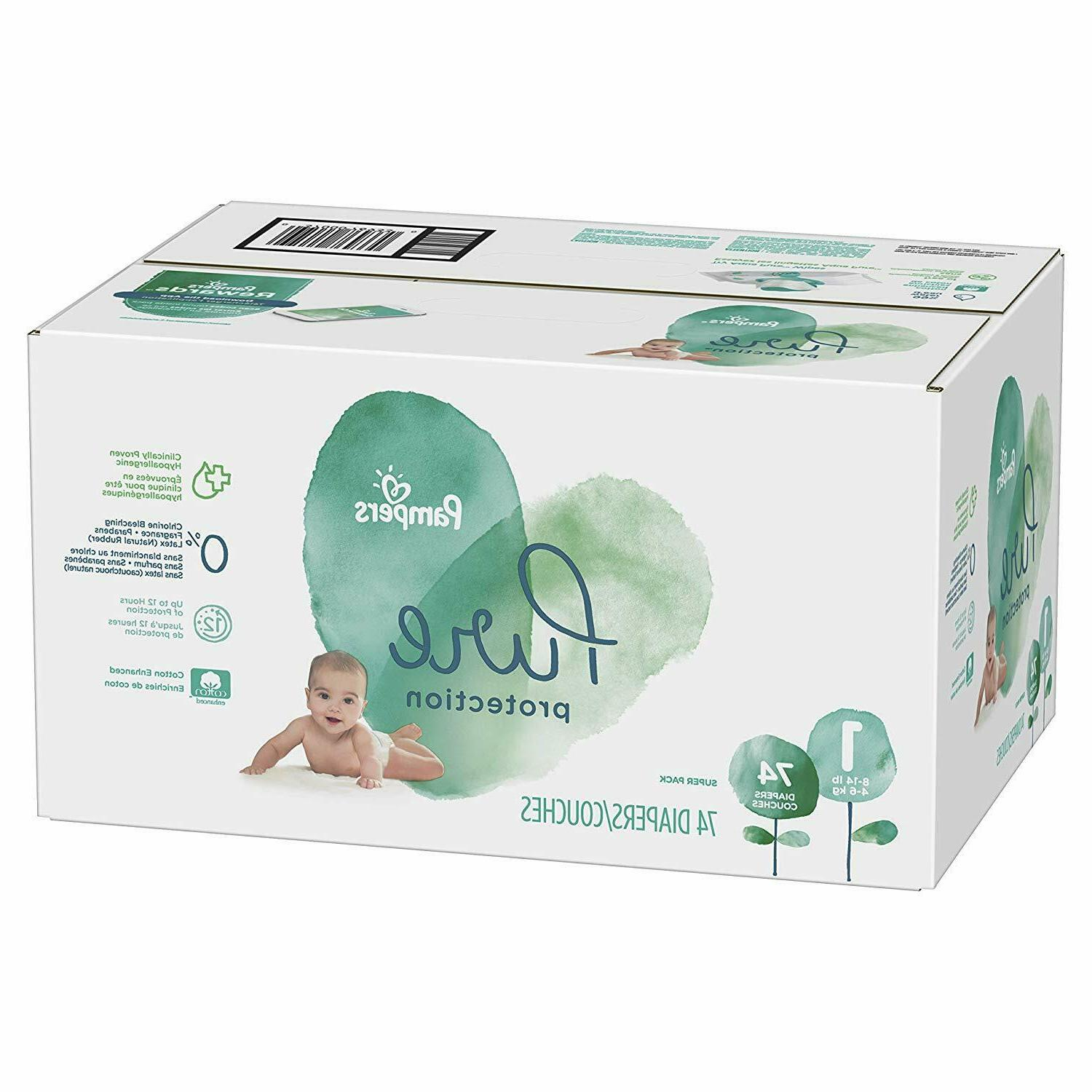 Diapers Newborn / Size 1 , 74 - Disposable Baby