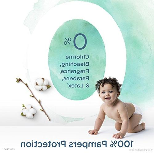 Pampers Pure Diapers, N , SUPER