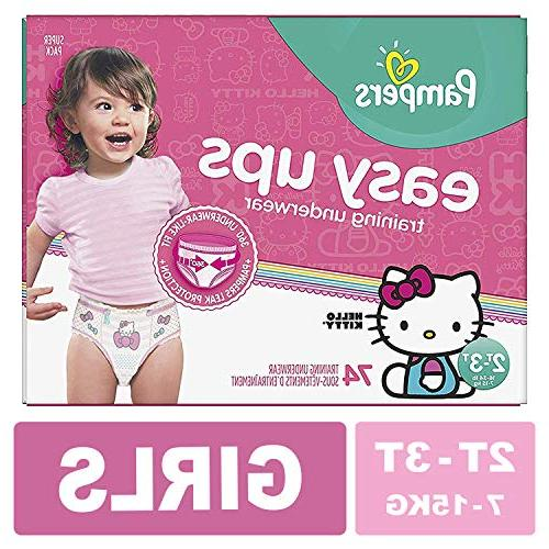 Pampers Easy On for , Pack,
