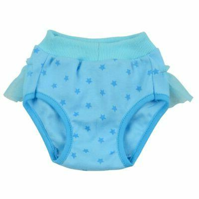 Washable Female Dog Diaper for Small Medium Large Pet Dogs B