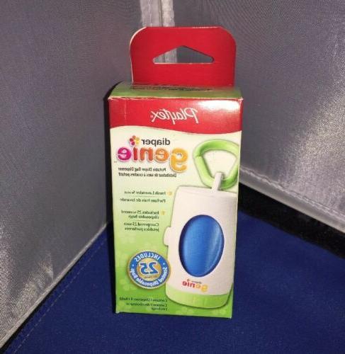 genie go dispenser diaper