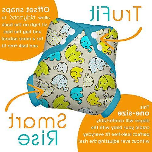 Tidy Tots Diaper Free 4 Essential Set