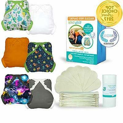 hassle free 12 diaper snap great start