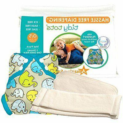 hassle free 2 diaper trial set