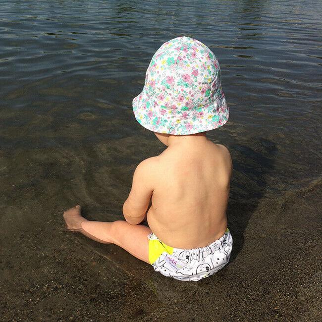 Hybrid Cloth Swim Diaper Potty Training Baby to