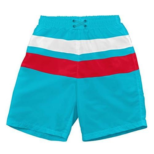 i play. Baby-boys Ultimate Snap Swim Trunks