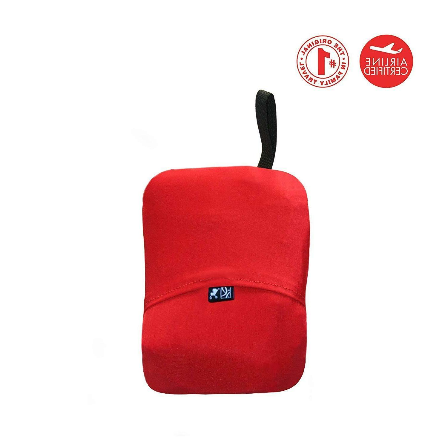 JL Bag for Car Red