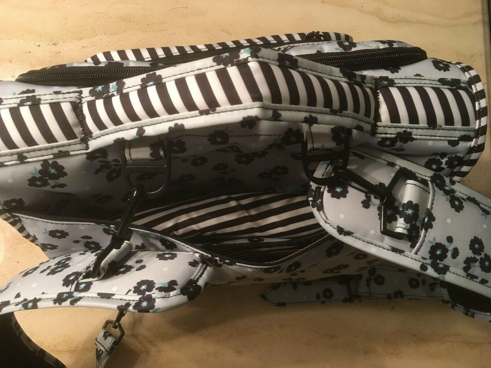 Ju-Ju-Be Diaper Bag Back