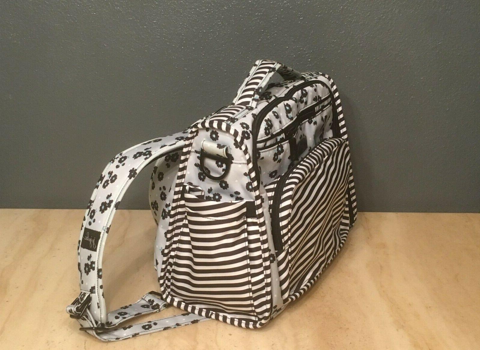 Ju-Ju-Be B.F.F. Diaper Duffle Bag Back
