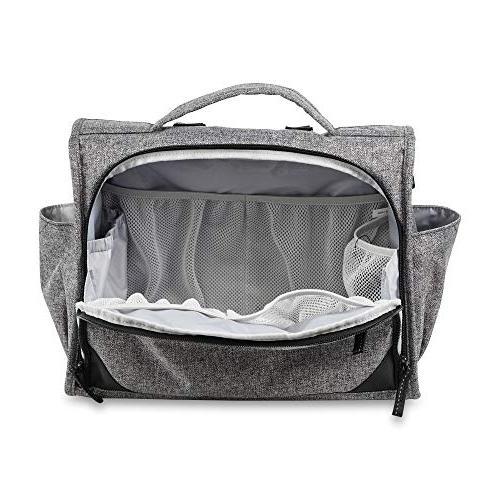 JuJuBe Convertible Bag - Graphite