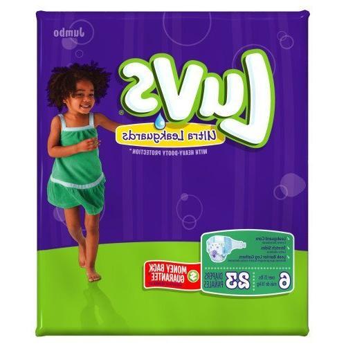 jumbo ultra leakguard diapers 6