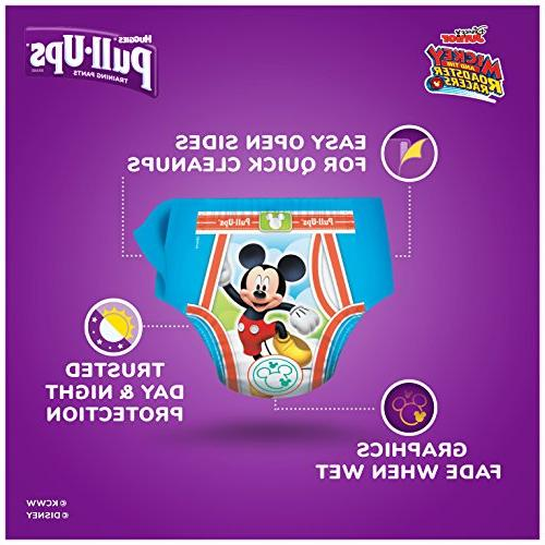 Pull-Ups Potty Training Pants for Boys, 2T-3T , 94
