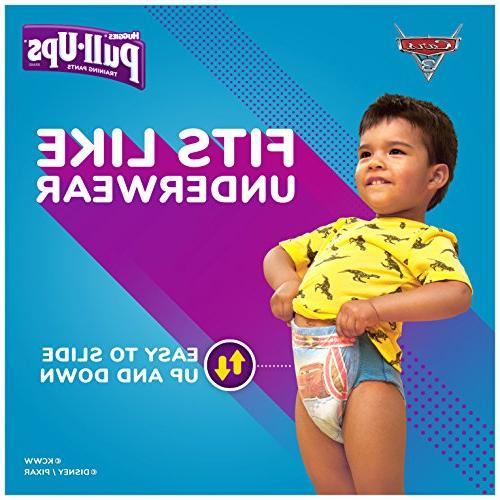Pull-Ups Learning Training Pants for Boys, 2T-3T , 94
