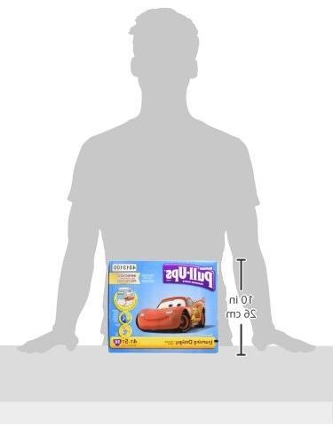 Pull-Ups Pants , Potty Packaging May
