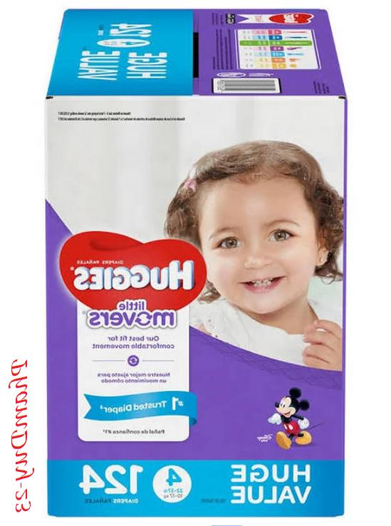 Huggies Size 3, 4, 5, 6 FREE SHIPPING