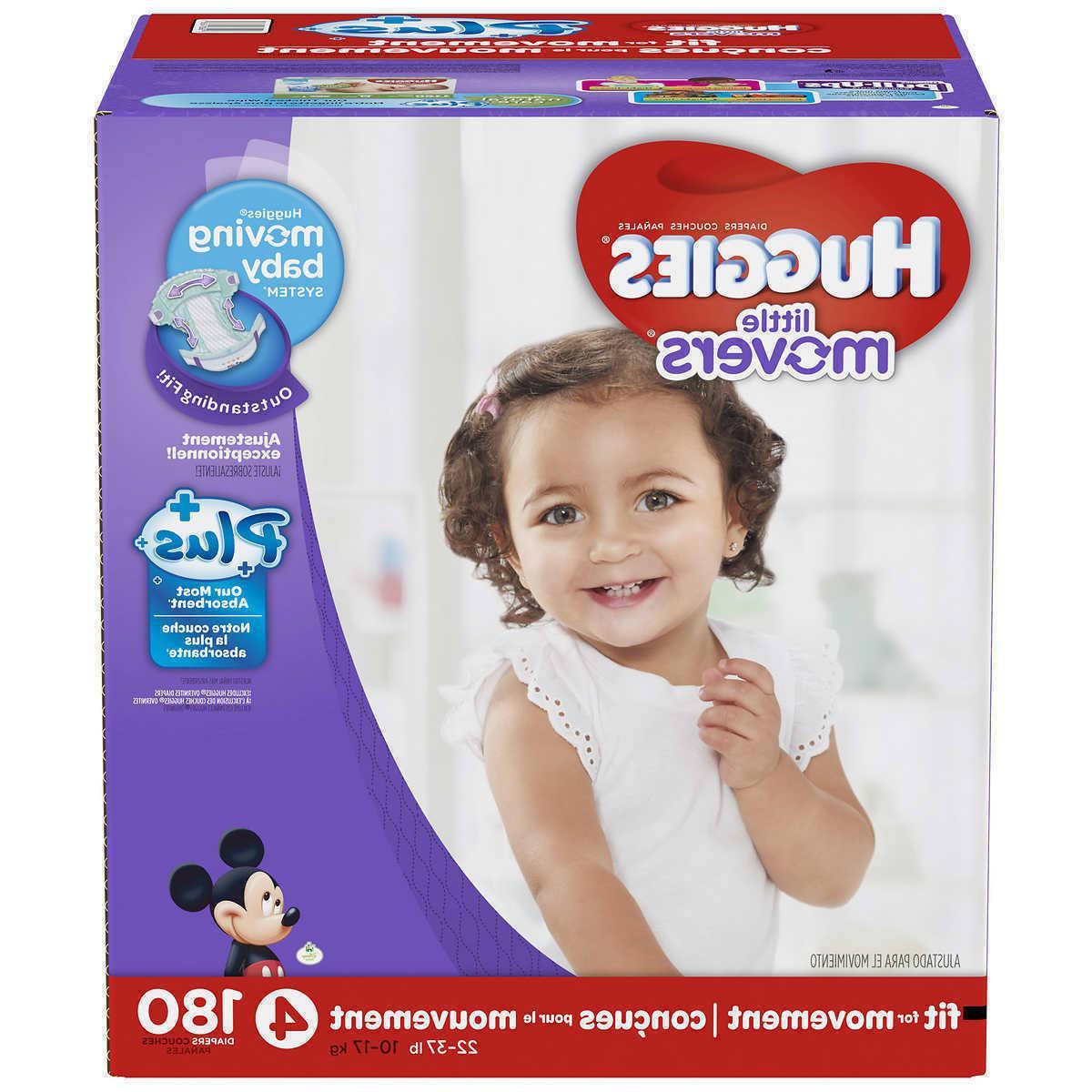 Huggies Little Plus Diapers **