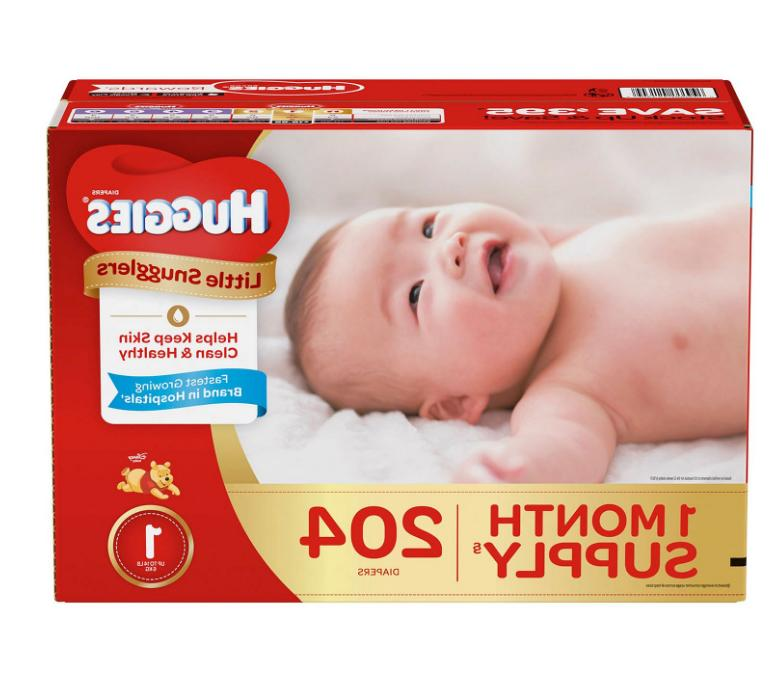 little snugglers baby diapers size 1 2