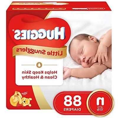 little snugglers baby diapers size newborn 88