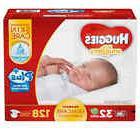 Huggies Little Snugglers Plus 128 ct Diapers New Born Skin C