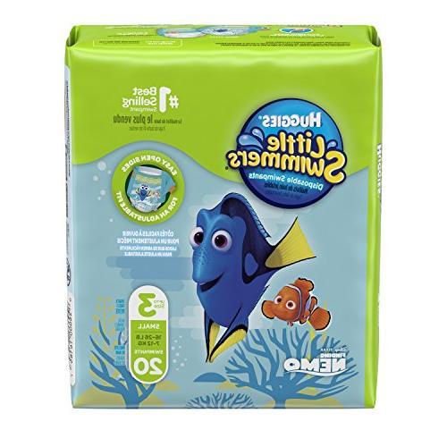little swimmers disposable swimpants