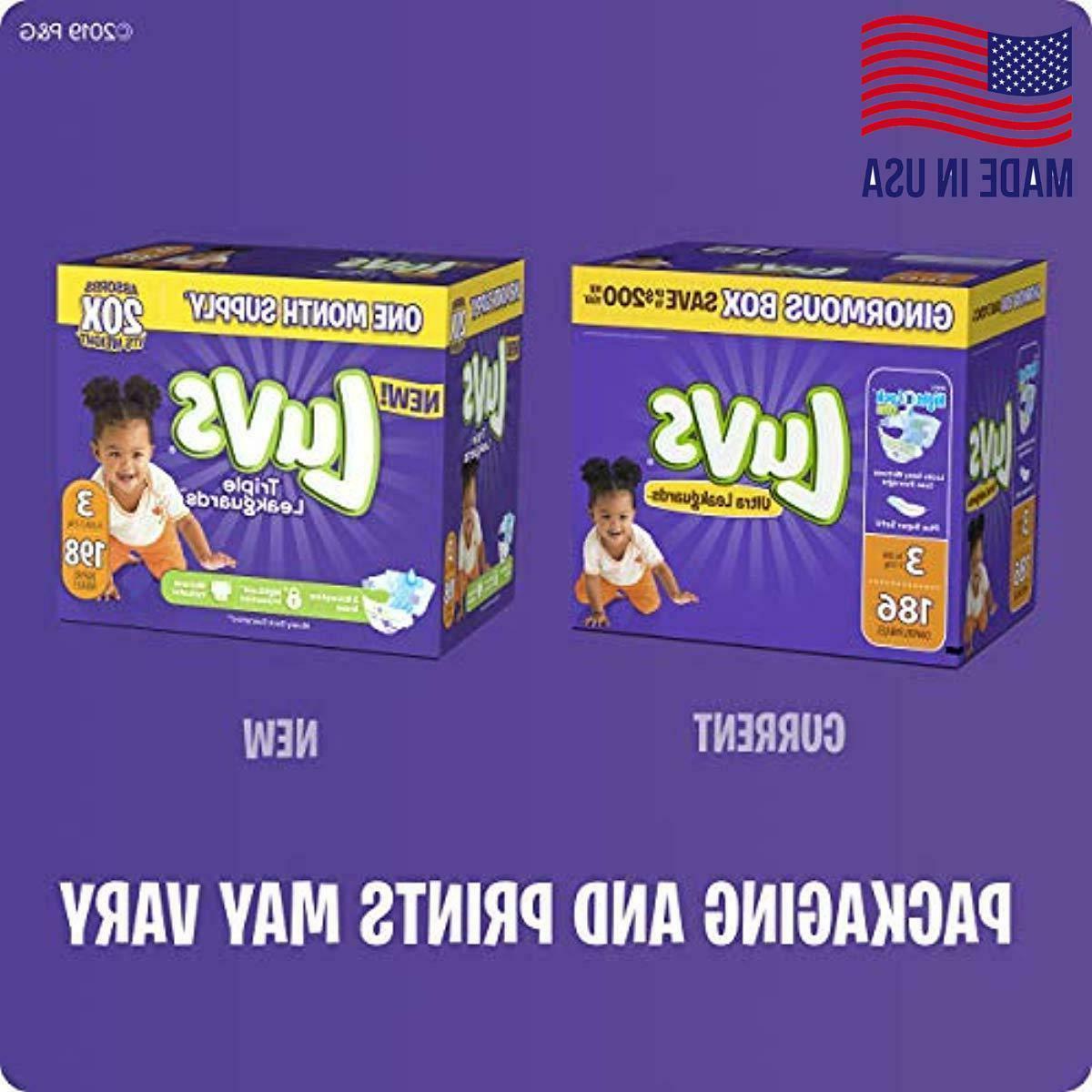 Luvs Ultra Diapers Newborn Size , Count