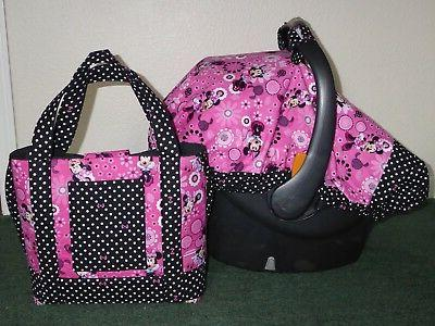 **MINNIE MOUSE**Fitted seat bag/tote
