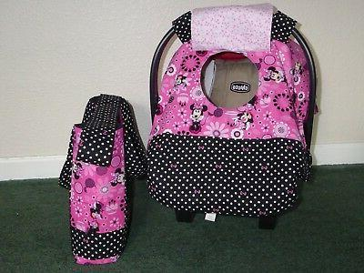 **MINNIE MOUSE**Fitted bag/tote