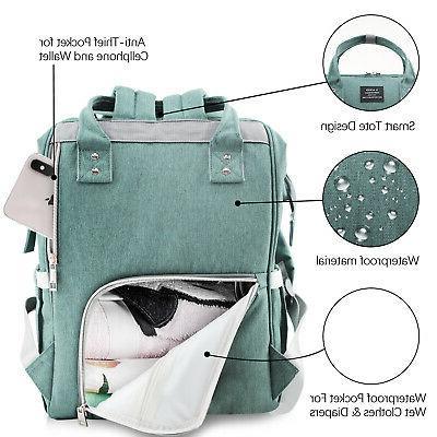 LAND Backpack Light Stroller