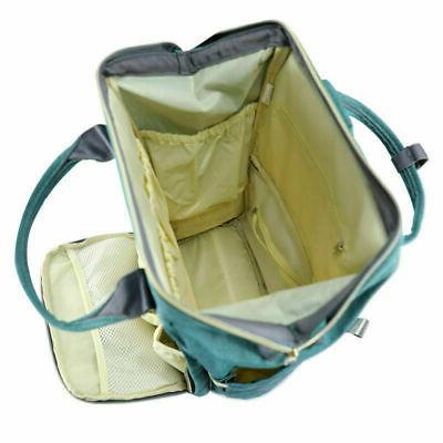 LAND Mummy Bag Backpack Stroller Hooks