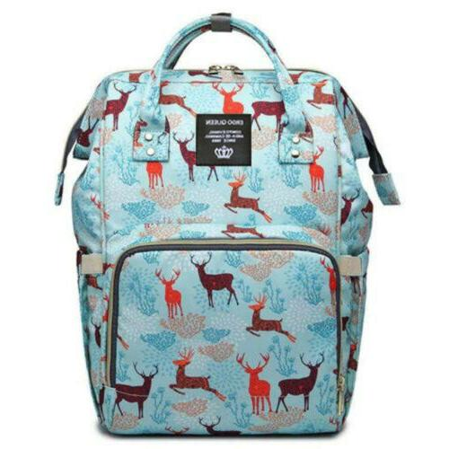 Ergo Queen Mummy Nappy Diaper Capacity Backpack
