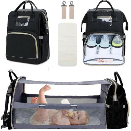 mummy maternity nappy diaper bag large capacity